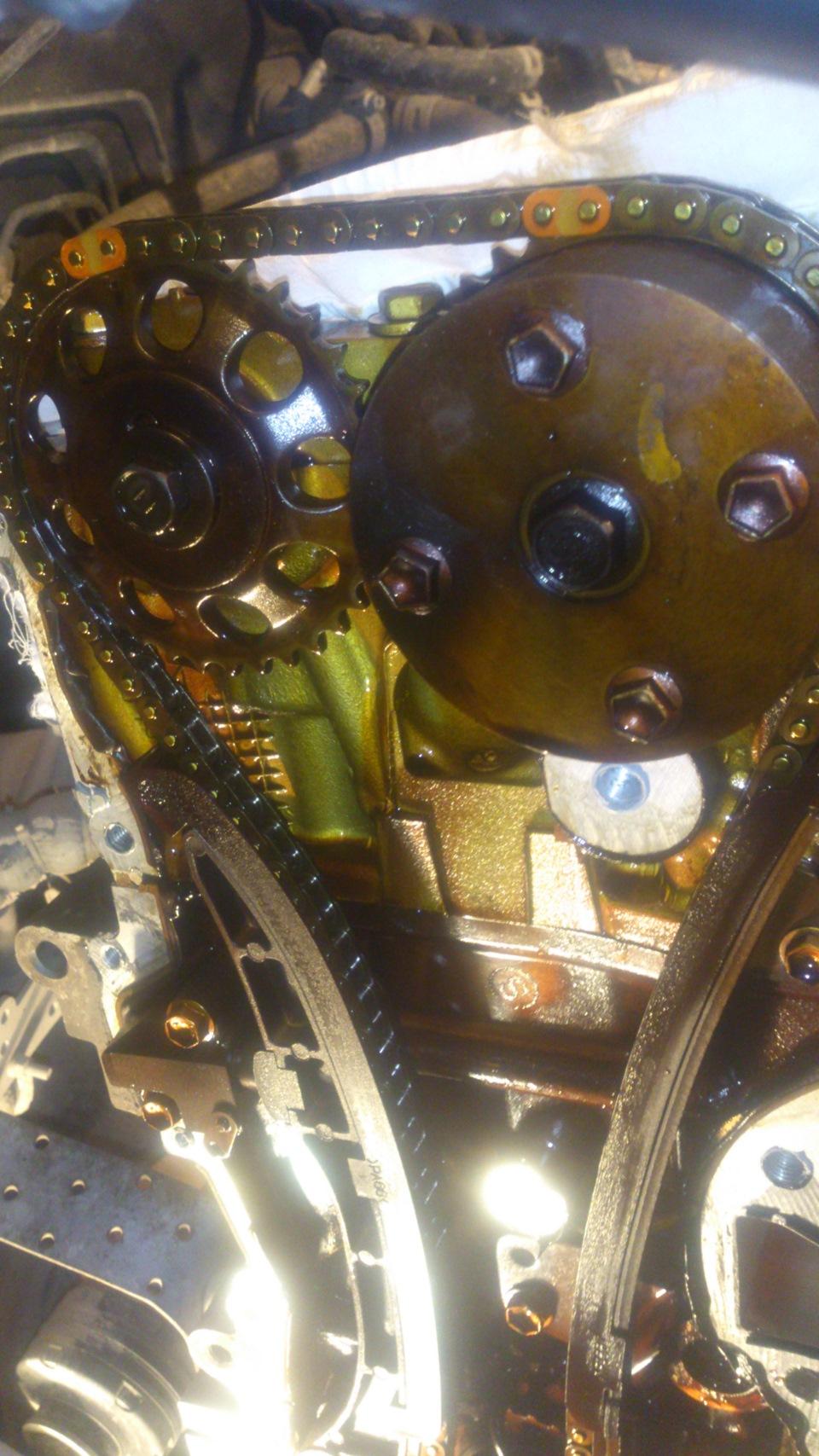 замена водяной помпы двигателя 2nz-fe схема замены