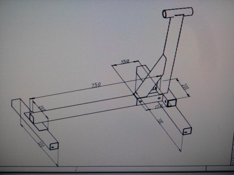 Кантователь двигателя своими руками чертеж 98