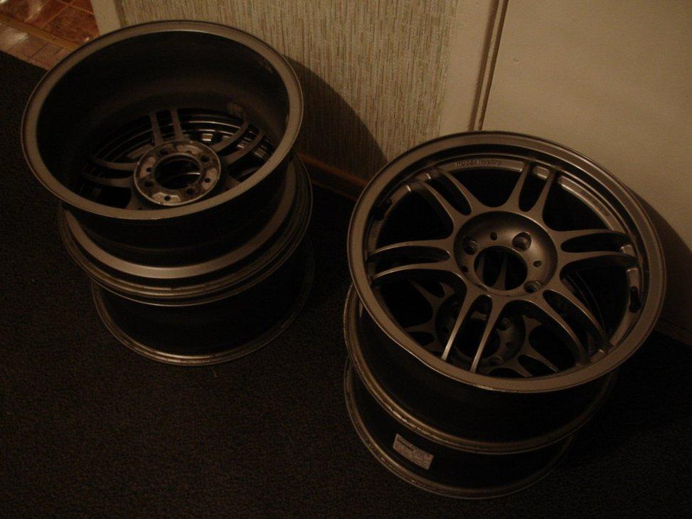 Литые диски R15 - Шины