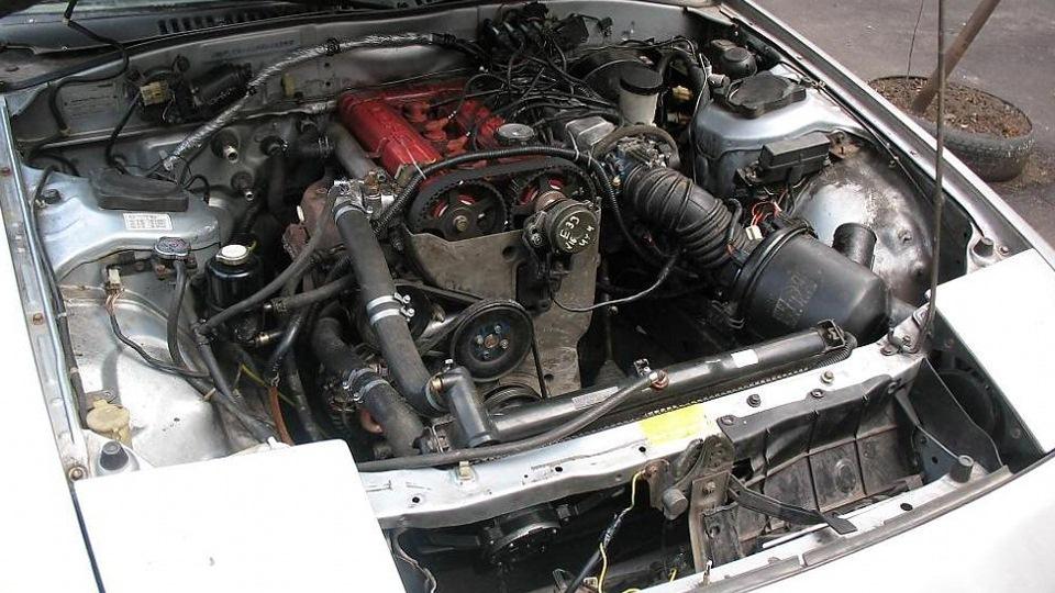 Mazda Rx 7 4g63 Drive2