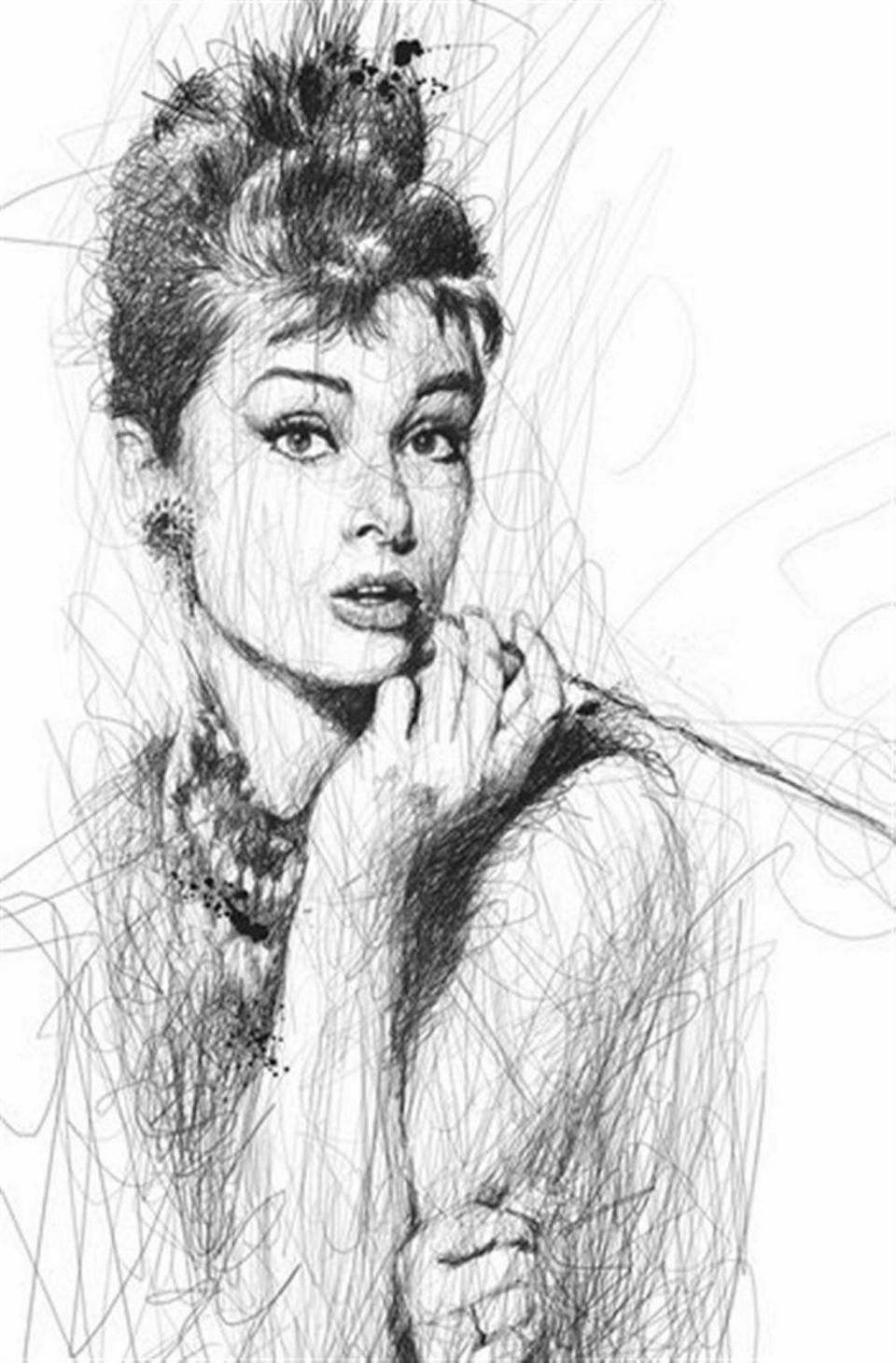Известные художники которые рисуют портреты