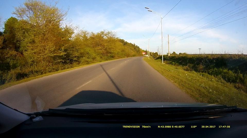 дорога в абхазию на машине отзывы 2019