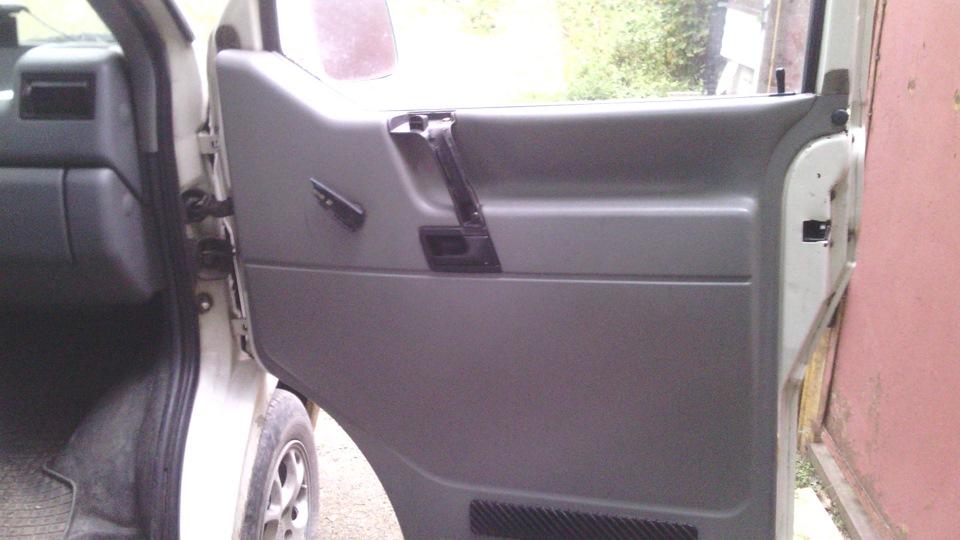 простой как снять обшивку передней двери на транспортере т4 красивые шторы