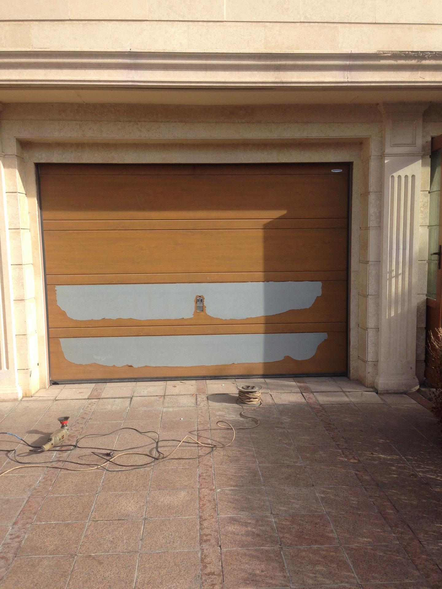 реставрация гаражных ворот сообщество сделай сам на Drive2