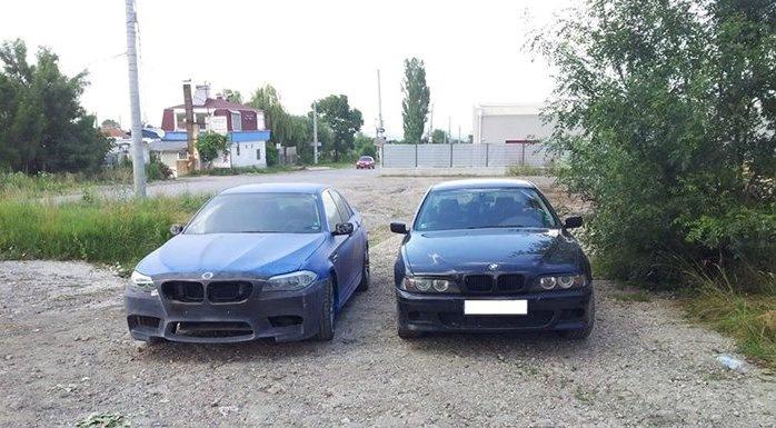 как делать развал на BMW e39