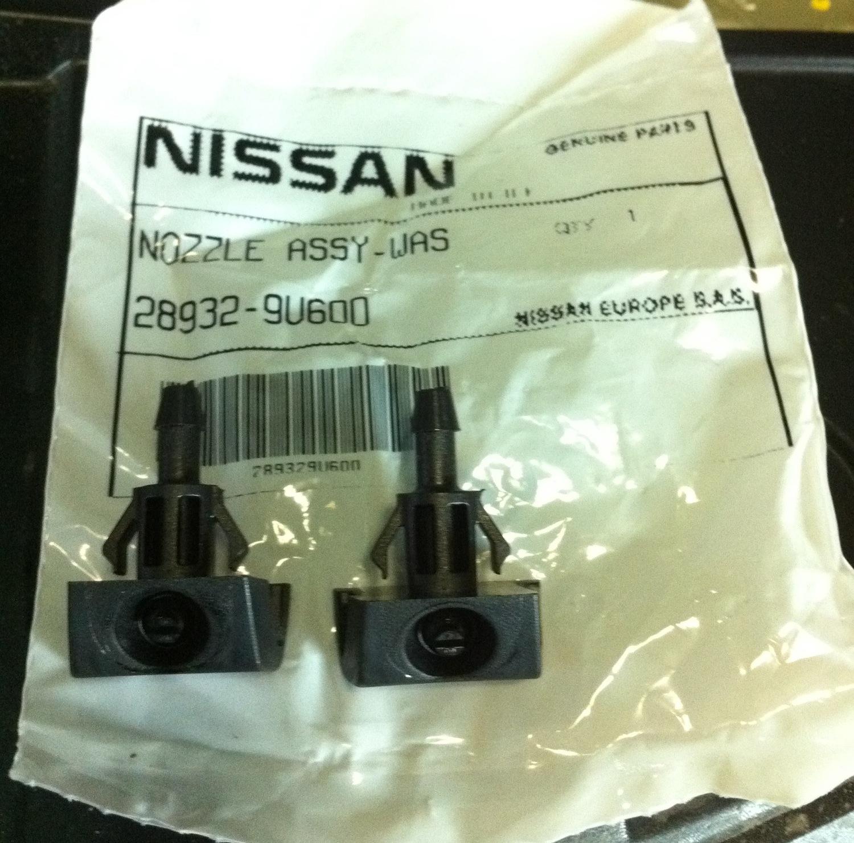 nissan note 28932-9u000 фото