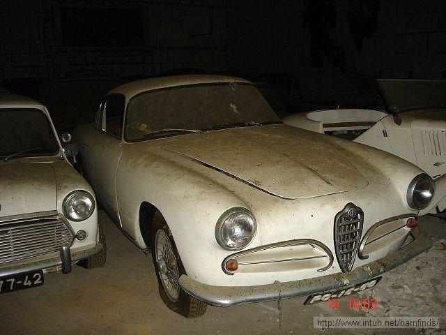 Mini, Alfa 1900 Super Sprint, Balilla: