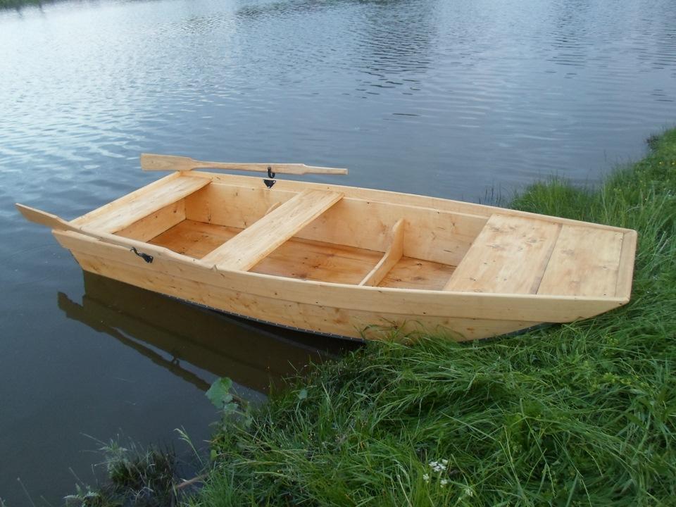Построить маленькую лодку
