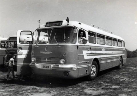 Ikarus 55 последних лет выпуска
