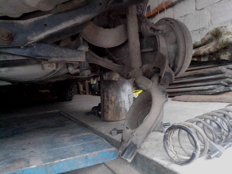 Рычаг задней подвески форд фокус 1