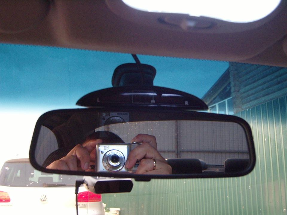 парктроник-зеркало для chevrolet aveo