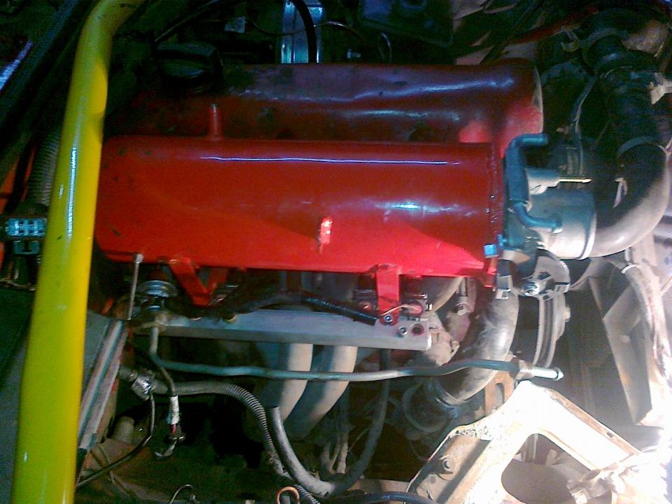 Тюнинг двигателя ВАЗ 2109 своими руками