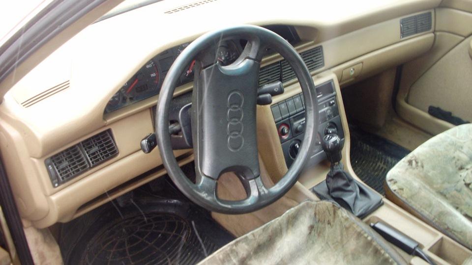 Audi 100 C3 Salon