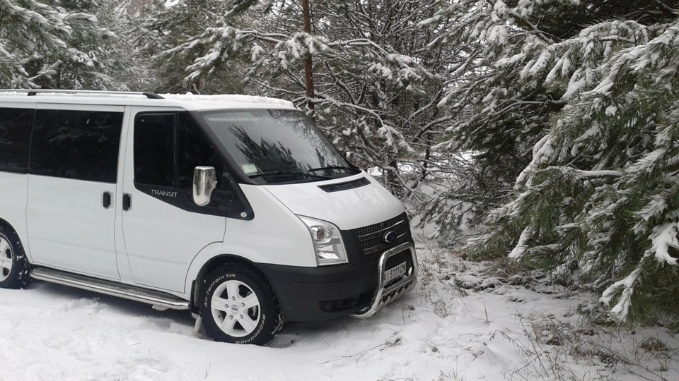 Ford Transit Off Road