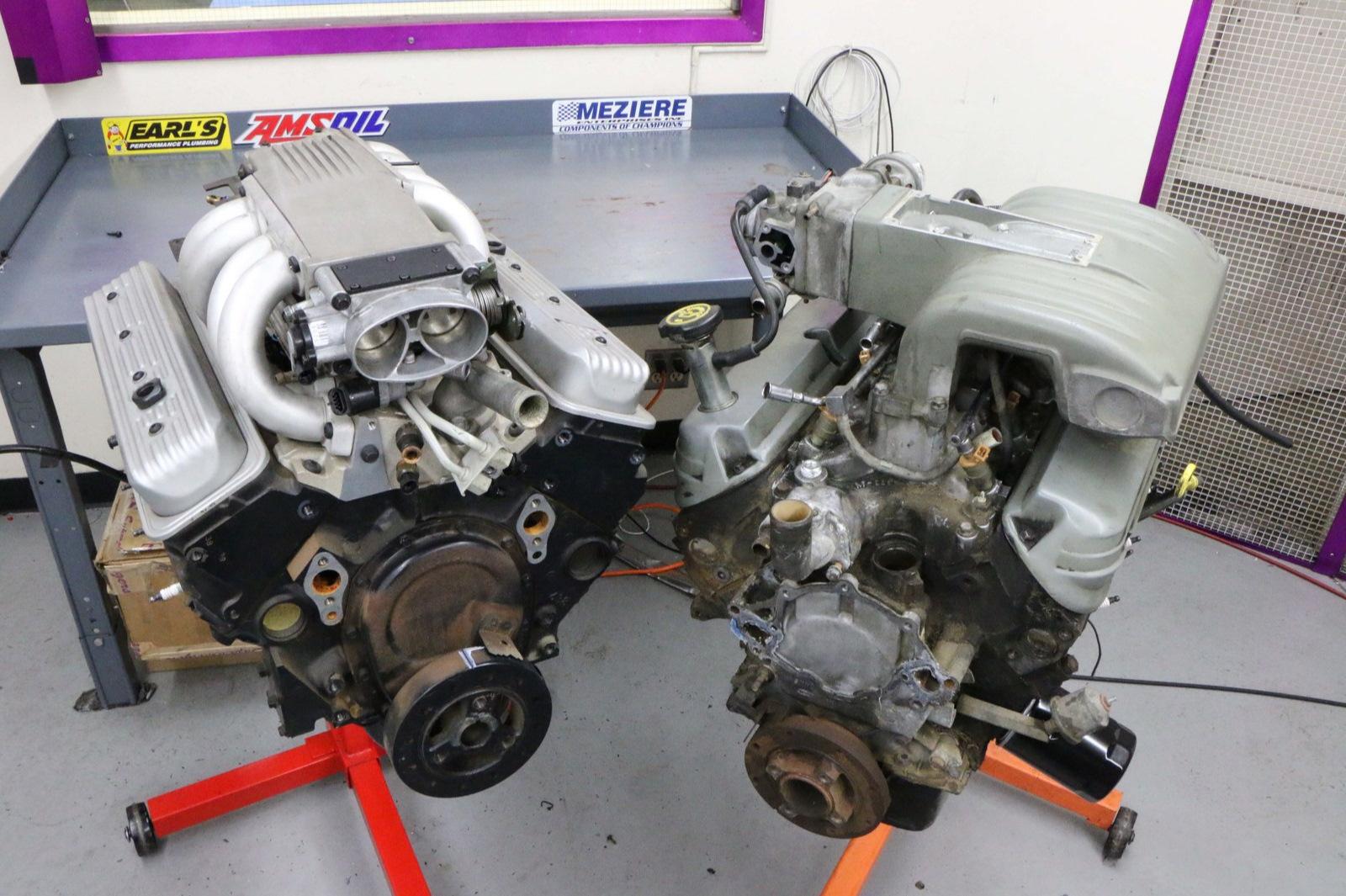 Все американские V8, глава 1: Small-Block Chevrolet (1955-2002