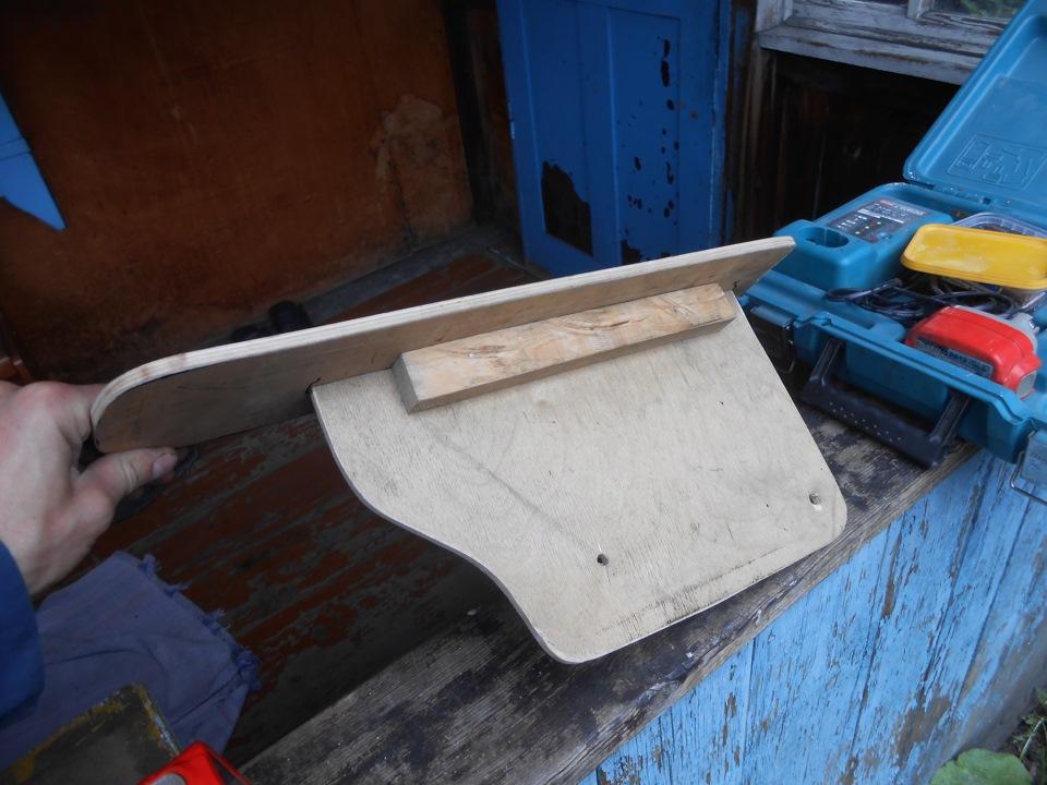 Как сделать подлокотники на газель своими руками 77