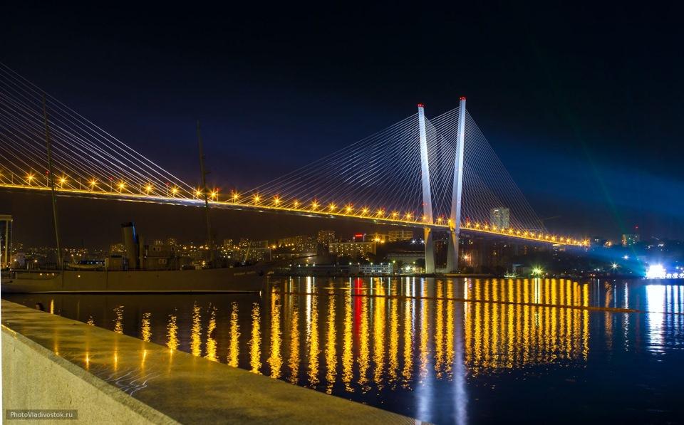 чтобы картинка мост ночью владивосток иногда все-таки