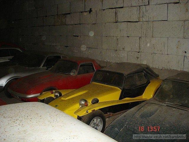 Opel GT, Lotus Elan FHC, Lotus Super Seven Series IV, Lotus Elan DHC: