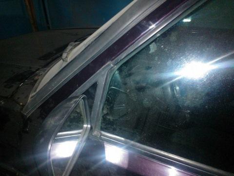 Заменители уплотнителей стекол