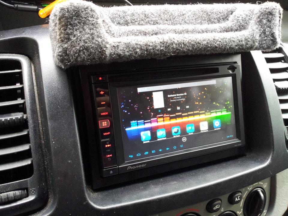 pioneer avic f950bt android mini pc app radio renault trafic drive2. Black Bedroom Furniture Sets. Home Design Ideas