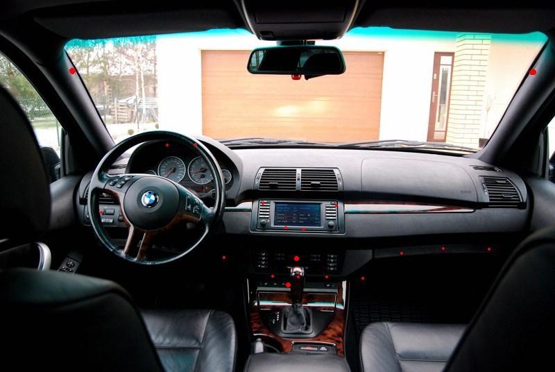 как снять центральную консоль BMW e46