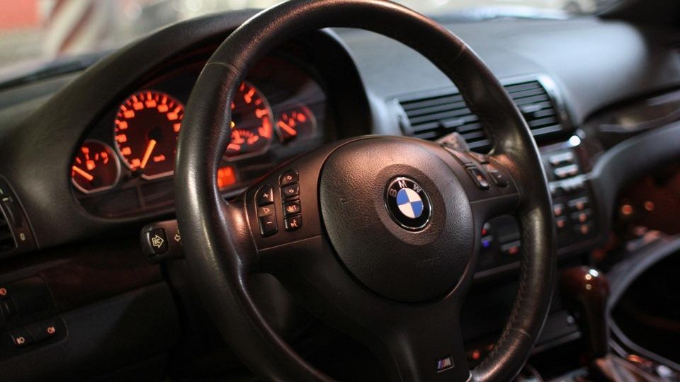 BMW 3 series С удовольствием за рулем