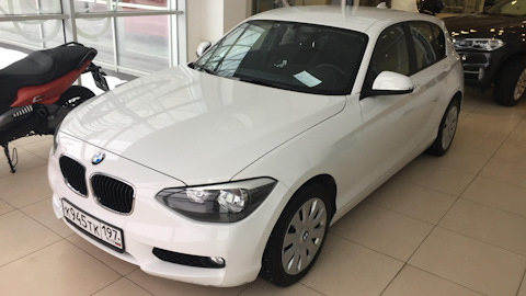 BMW 1 series youtubers white F20 | DRIVE2