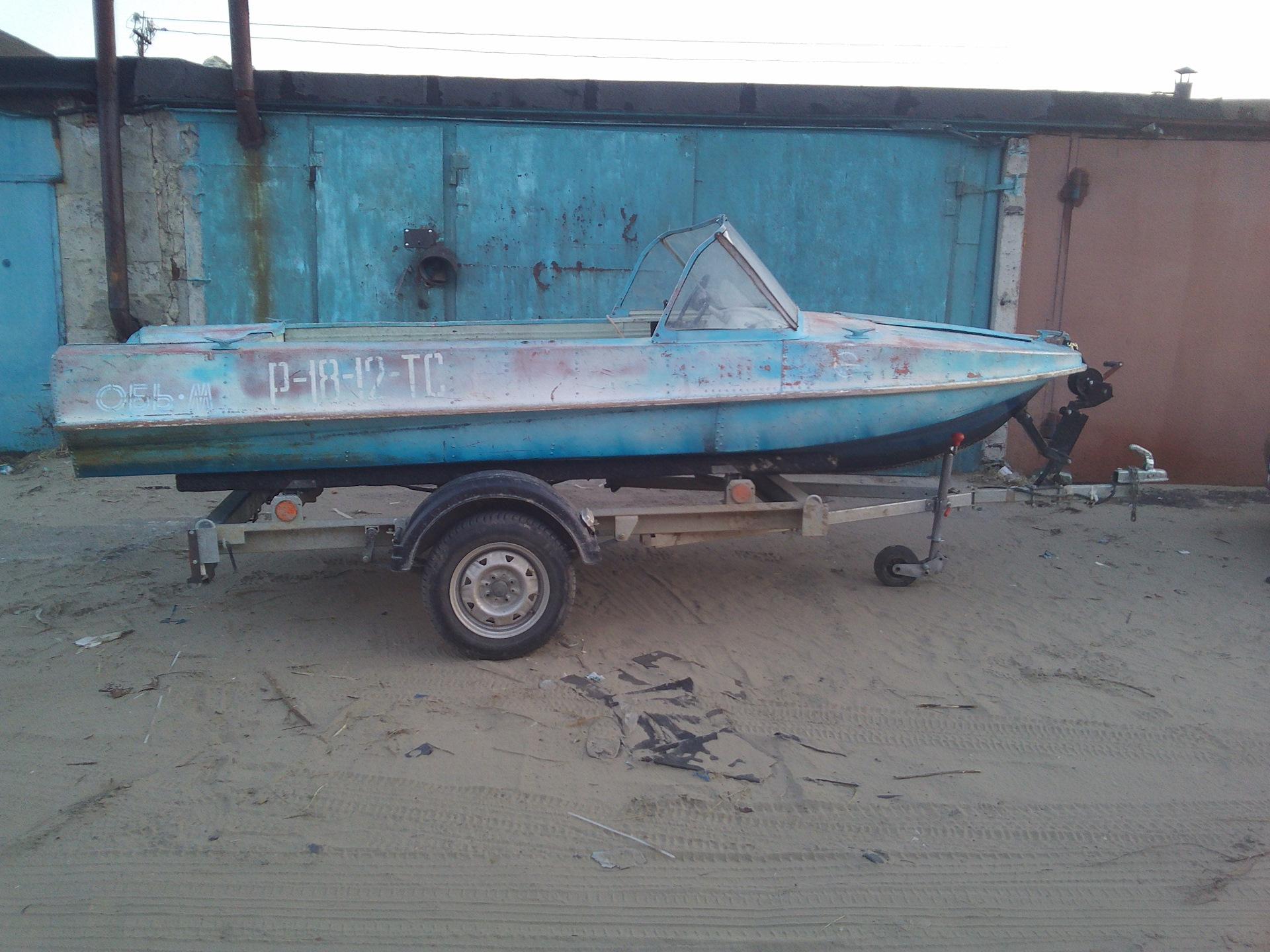 Как покрасить алюминиевую лодку