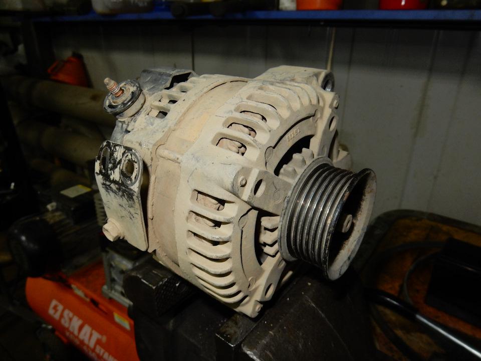 Как не снимая проверить генератор на машине? Основные способы выявить неисправность генератора