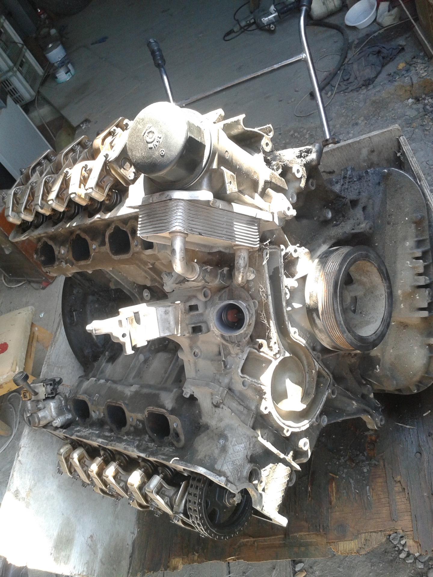 болячки двигателя м112 мерседес