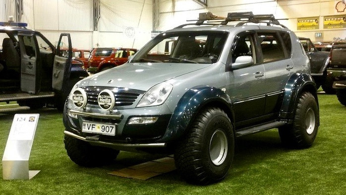 ssangyong rexton 270 xdi drive2. Black Bedroom Furniture Sets. Home Design Ideas