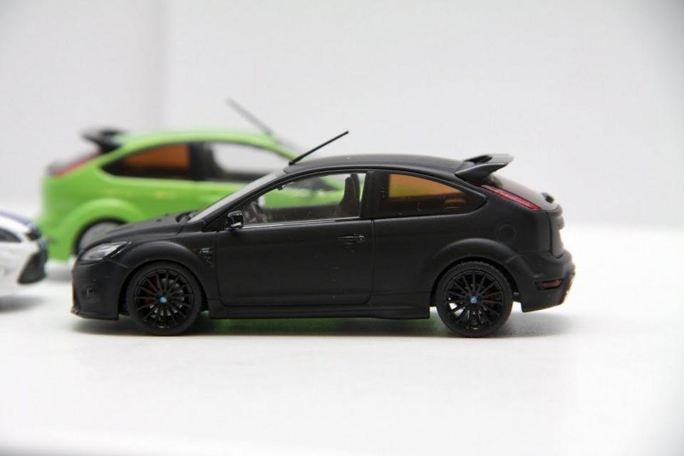 ford focus 2 масштабная модель