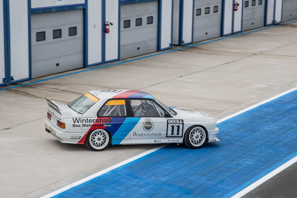 BMW E30 m3 DTM bmwcup