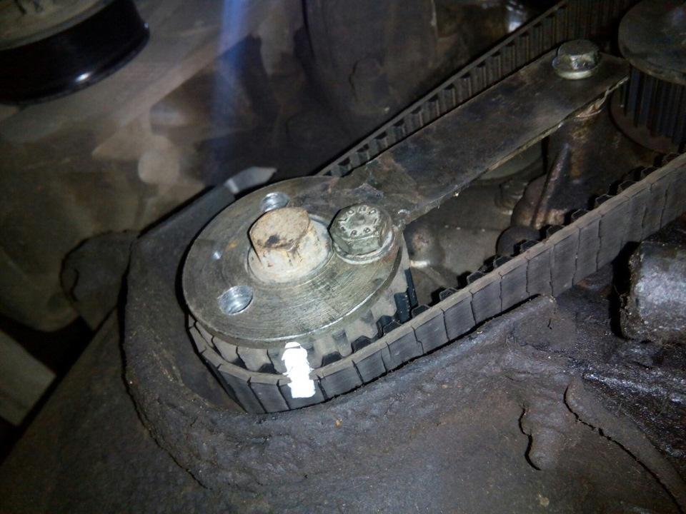 метки грм на фиат альбеа 1 4