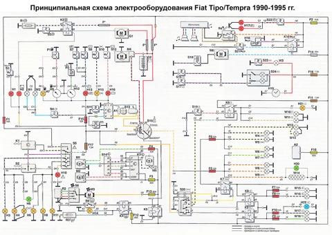 fiat tipo 1990 repair service manual