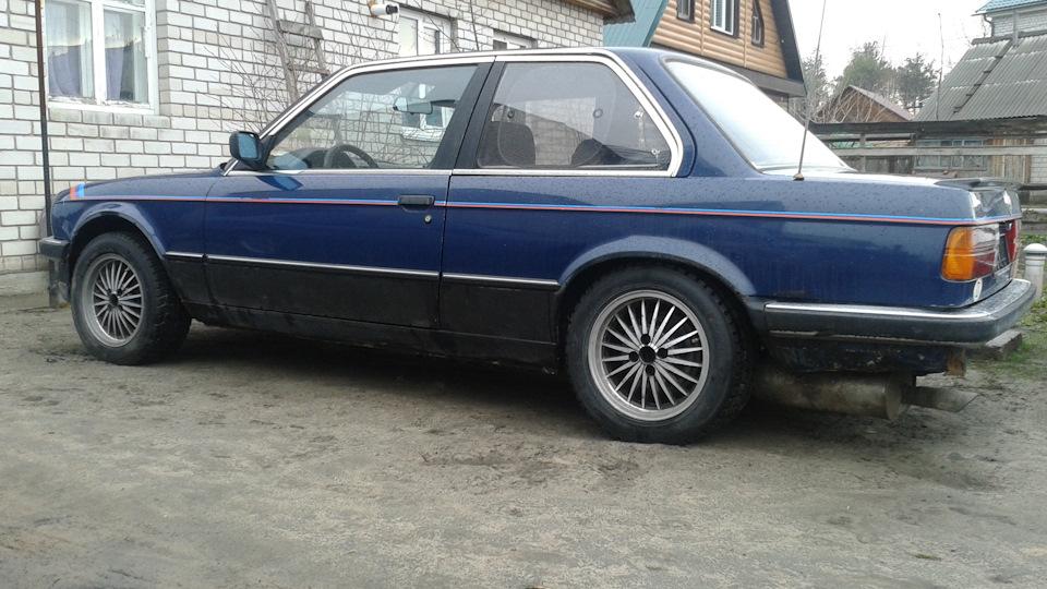 Bmw 3 Series е30 318i купе Drive2