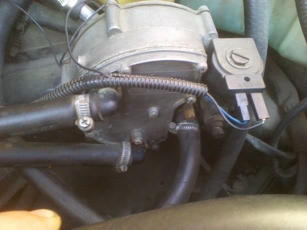 газовый редуктор для bmw