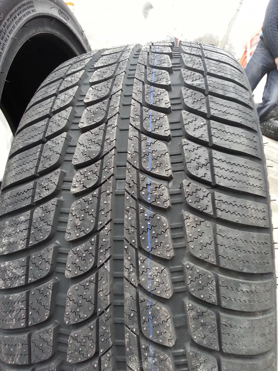 Купить зимнюю резину (шины) в интернет - Санкт