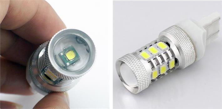 Светодиодные габаритные лампы для ваз 2115