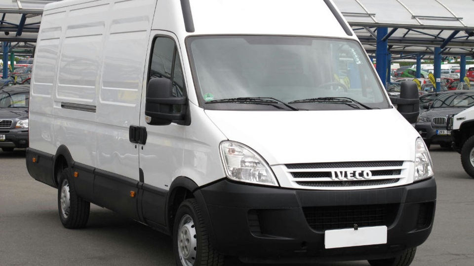 iveco daily. фото