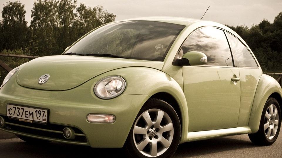 картинки жук машина