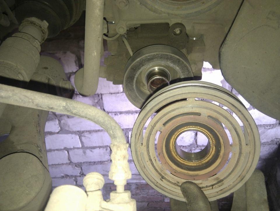 каталожный номер муфты компрессора кондиционера peugeot 307