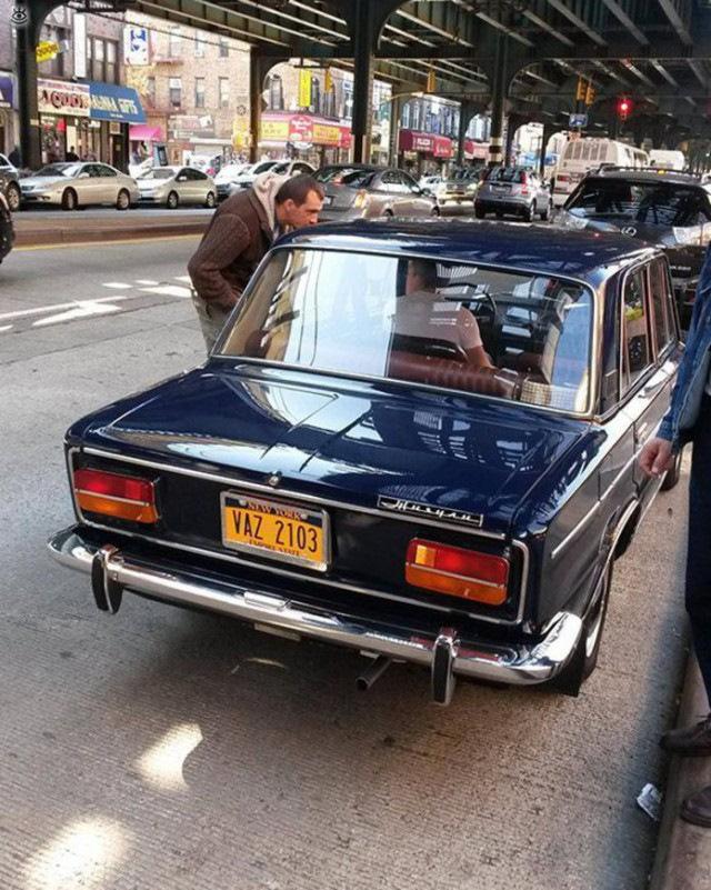 российские автомобили в сша фото яне