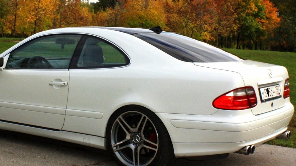 Mercedes benz clk clk 430 v8 drive2 for Mercedes benz clk430