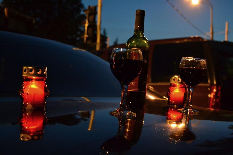 Вечер вино картинки