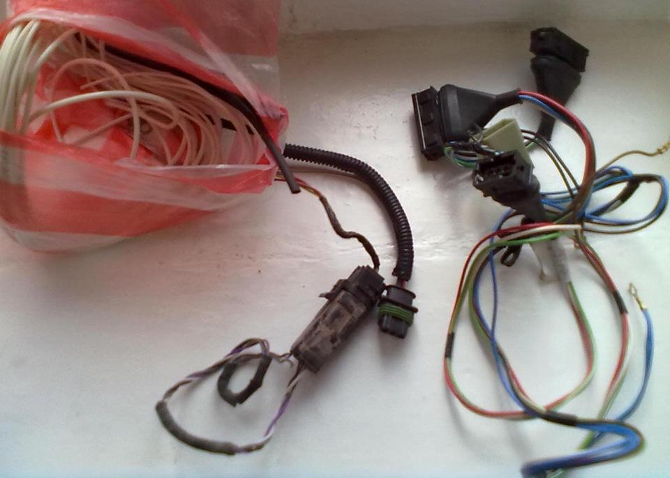 Комплект проводки для БСЗ ваз