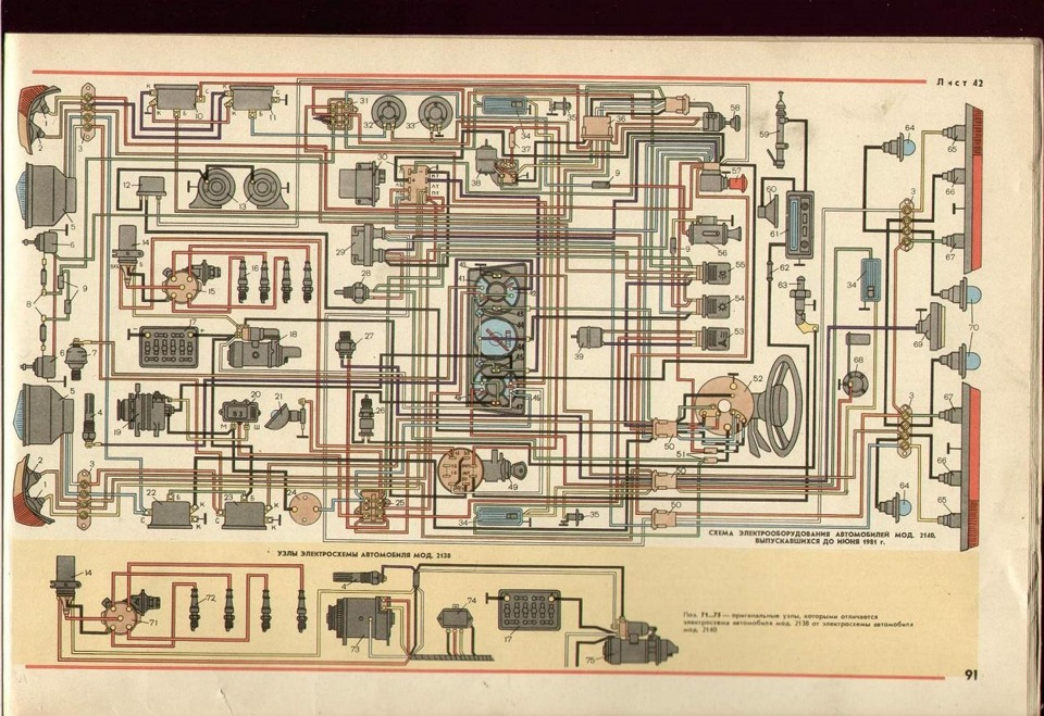 "Схемы электрооборудования """
