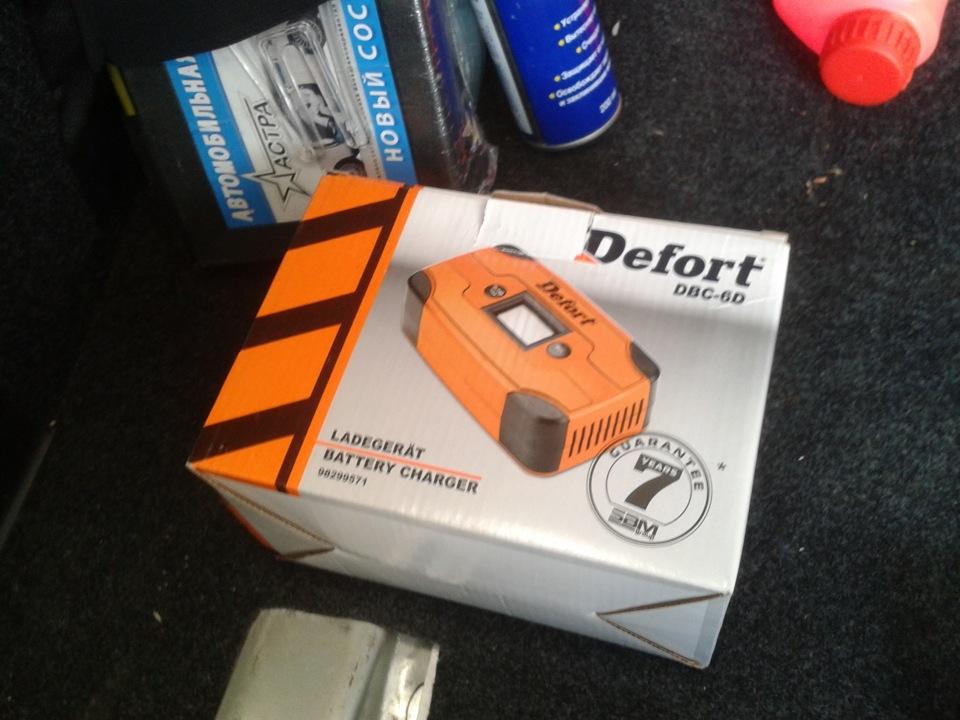 Defort Dbc 10 инструкция - картинка 4