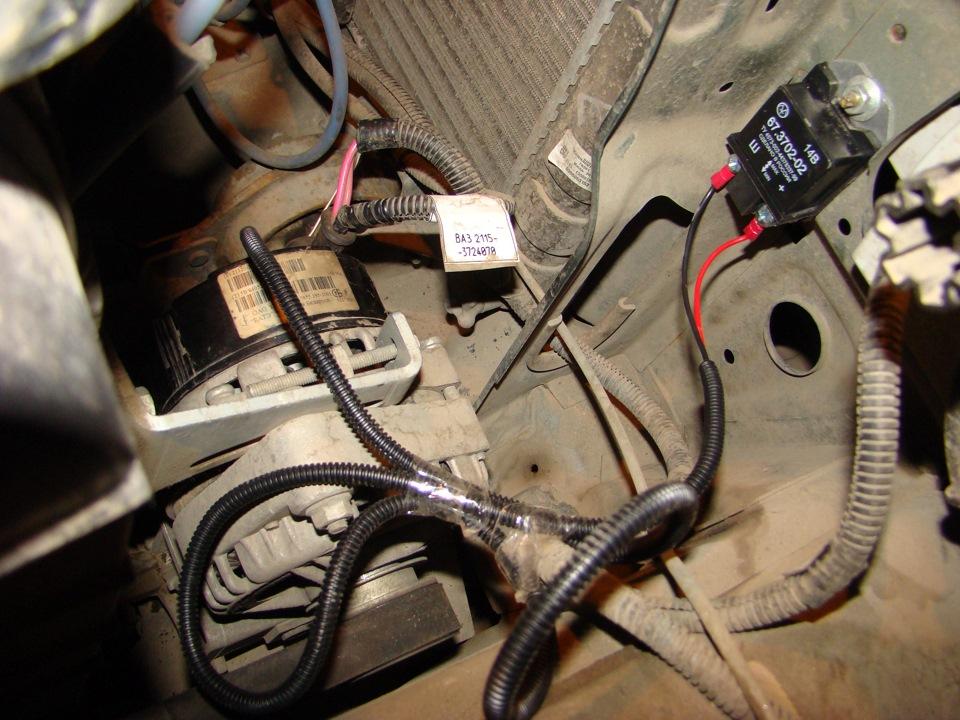 535ac38s 960 - Трехуровневый регулятор напряжения на генератор