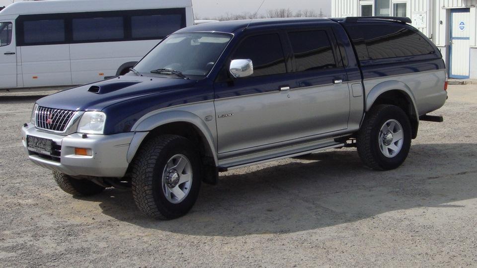 Mitsubishi L200 | DRIVE2